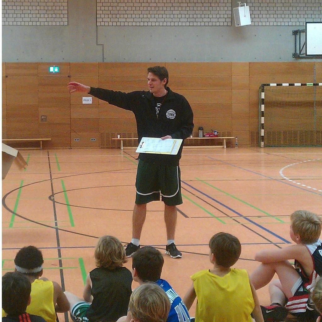 Tobias Brütting - Basketball Trainer, Coach, Jugendkoordinator ...