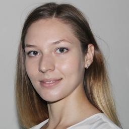 Natalia Bychkovskaia's profile picture