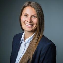 Vivien Reinke sive Over - Reinke - caspar company GmbH - Hamburg