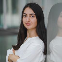 Mariam Khuchua - Ludwig-Maximilians-Universität München - Munich
