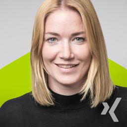 Candice Wagener - XING SE - Hamburg