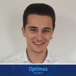 Benjamin Golds - Optimus Search - Munich