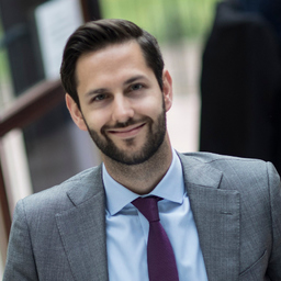 Florian bacher senior consultant business technology for Innovation consultancy london