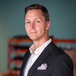 Marcel Dörflinger - entrafin GmbH - Frankfurt am Main