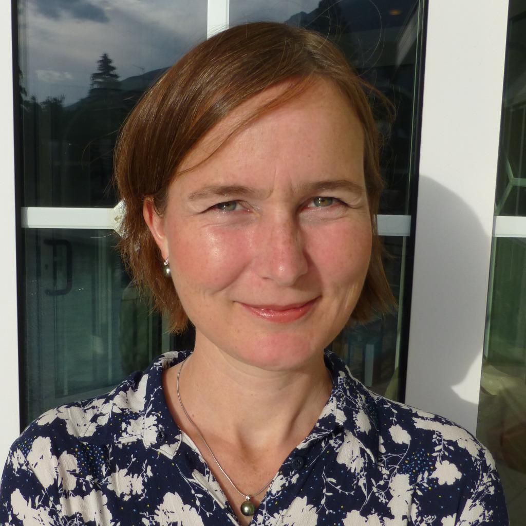 Dr. Julia Laube - Leiterin Ressourcenschutz