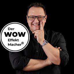 Hannes Katzenbeisser - Der WOW-Effekt-Macher® - Erfolgreich verkaufen im digitalen Zeitalter. - Wien