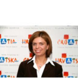 Viviana Vukelic - CROATIAN NATIONAL TOURIST BOARD - ZAGREB