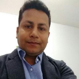 Mukesh Kumar Singh - Infosys Limited - Heppenheim