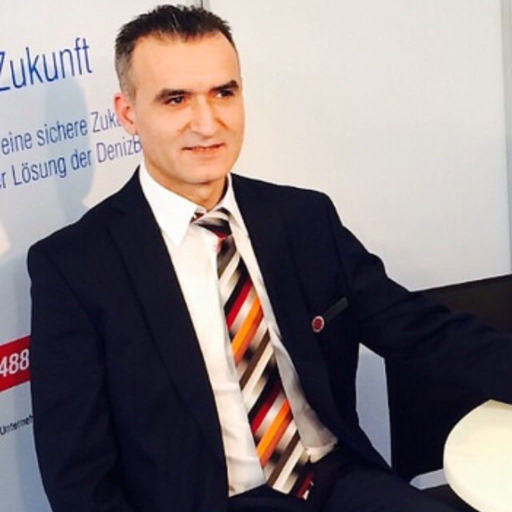 Orhan Sakar Assistant Branch Manager Filiale Stuttgart Denizbank