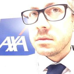 Alessandro Annicchiarico - Bösinger & Gröner OHG, Regionalvertretung der AXA Konzern AG - Schramberg-Sulgen
