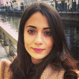 Dipl.-Ing. Maria Samanda Cipolla's profile picture
