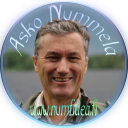 Asko Nummela - Numfidea - Forssa