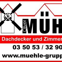 Oliver Mühle - Oliver Mühle Dachdecker & Zimmerei GmbH - Glashütte / Sachsen