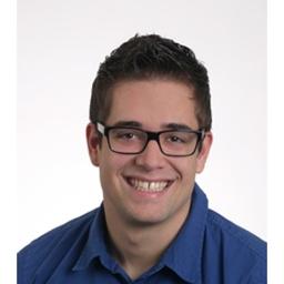 Benjamin Grenacher - Ergon Informatik AG - Brugg