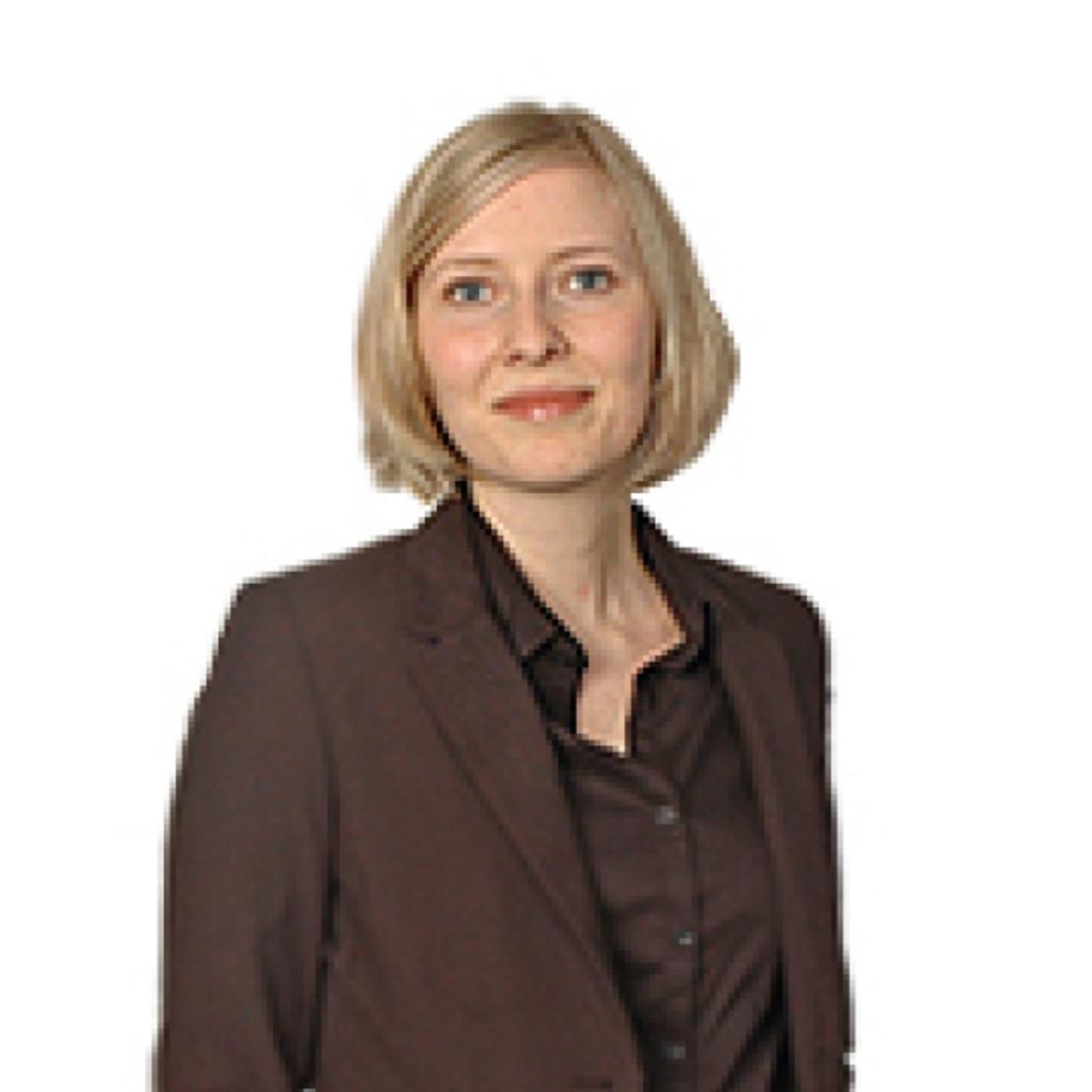 Jasmin V Llinger Senior Projektmanager Ergo
