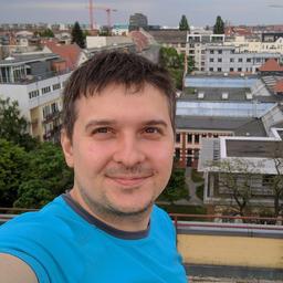 Aleksandr Obukhov - AMBOSS GmbH - Berlin