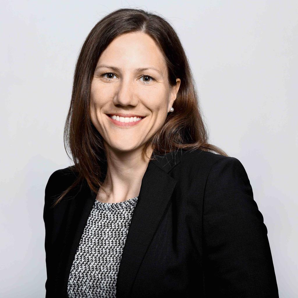 Susanne Keller Strategic Procurement Manager Institut