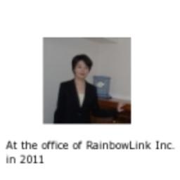 Madoka BANZAI - RainbowLink Inc. - Shiojiri