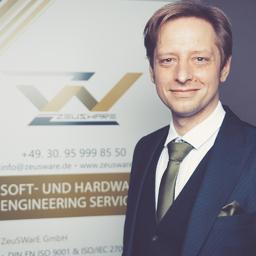 Kai Scheddin - ZeuSWarE GmbH - Berlin