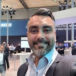 Sakir Afat - JVS Sales & Technical Consultants GmbH - Königswinter