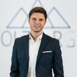 Maximilian Kissling - Stolzberger GmbH - Stuttgart