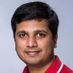 Shreyas Hanumanthapura Govinda Reddy's profile picture