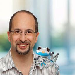 Robert Szekeres - Quantenfrosch Webservices - Wien