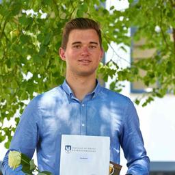 Tim Dreier - Universität Augsburg - Augsburg