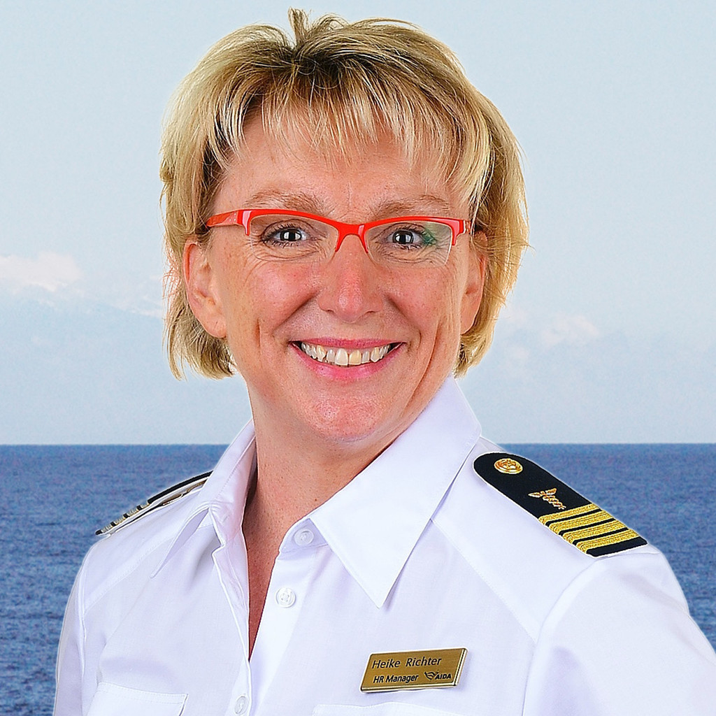 Heike Richter Hr Manager Aida Cruises Xing
