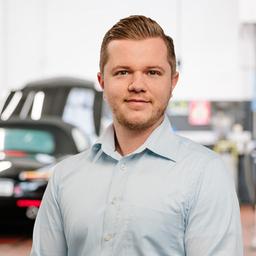Kevin Okos - BMW Procar Automobile GmbH & Co. KG - Köln