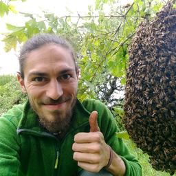 Michael Wirth - BeeGreat - Rent Your Hive - Waldmohr