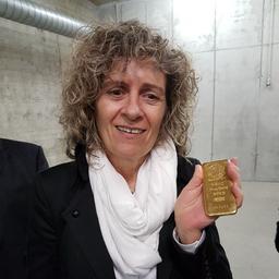 Sabine Aigner - IFPG AG - Aalen