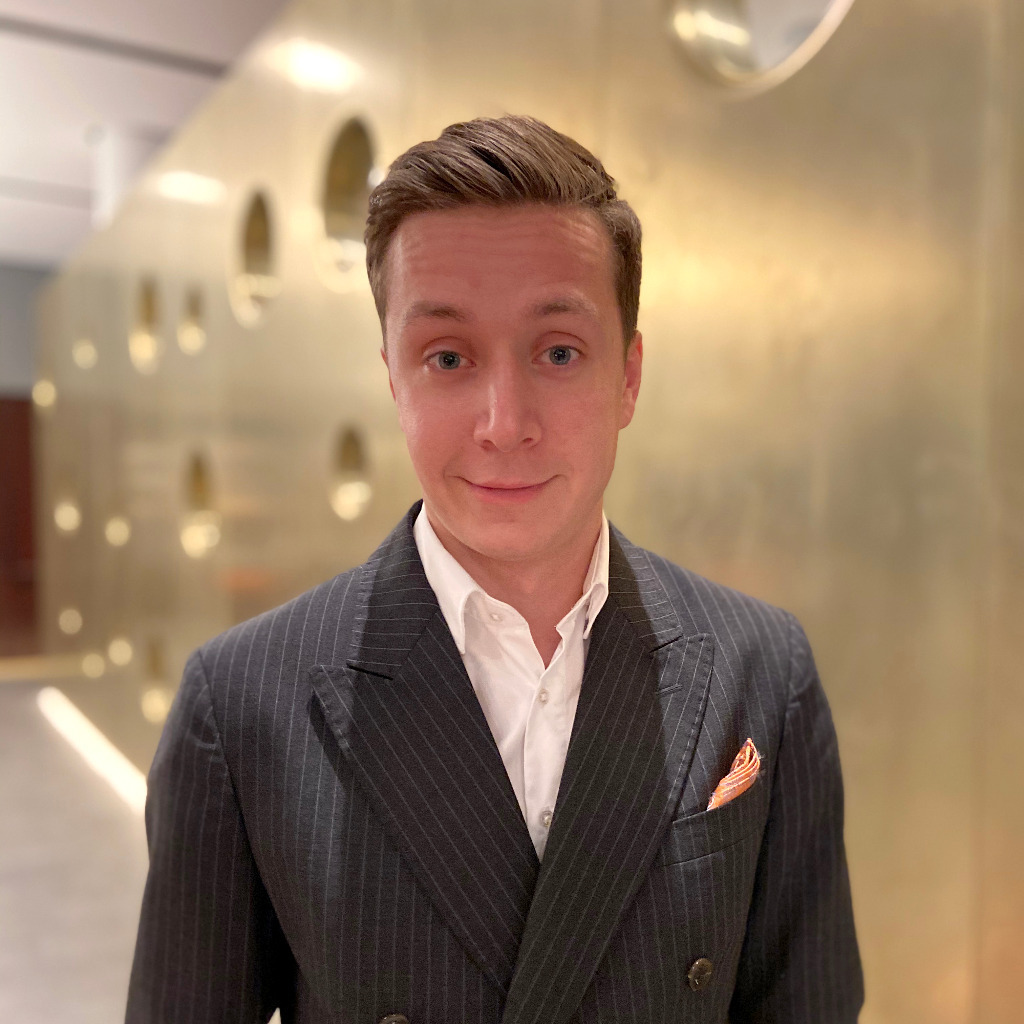 Dominic Friedl Sales Executive Le Meridien Vienna Xing