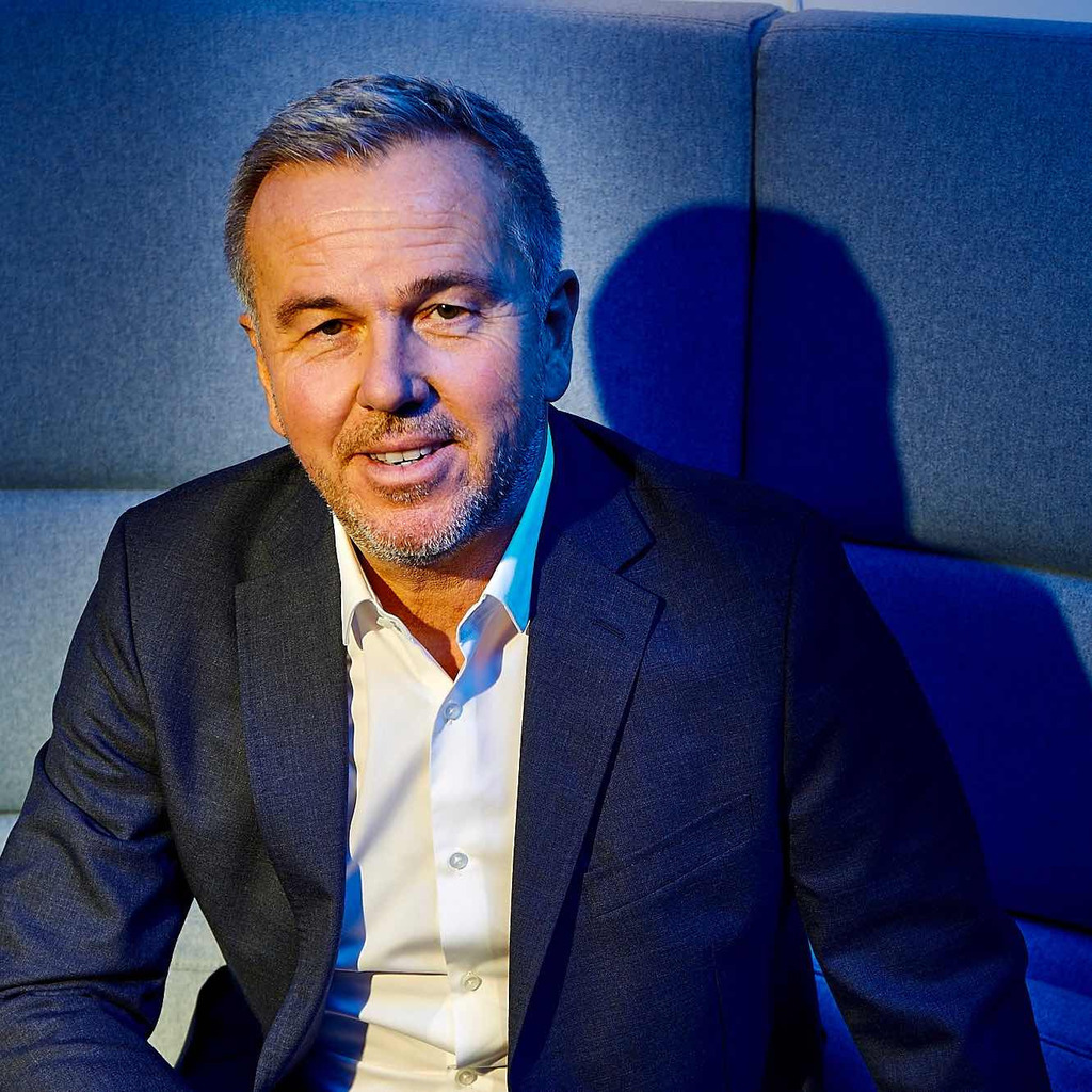 Claus Butterwegge Central Europe Vice President