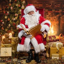 Théo Lorenzen - Der liebe gute Weihnachtsmann – Augenblicke voller Glück.® - Mönkeberg