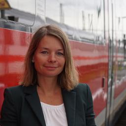 Delia Sieg - Deutsche Bahn AG - DB Regio AG - Frankfurt