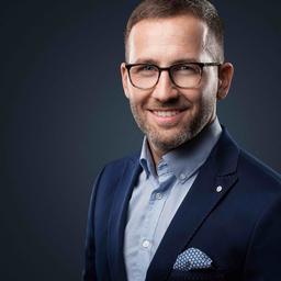 Matthias Zahn Finance Controller Gries Deco Company