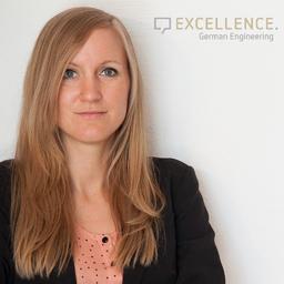 Ariane Schäfer - Excellence AG - German Engineering - Düsseldorf