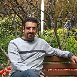 Mohammad Laghaee - Behsazan Mellat - Developer