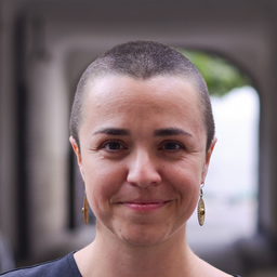 Dr Francesca Mega - EMBODIED INTUITION - Berlin
