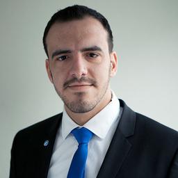 Alexandre Touihri - Auf der Mauer Gruppe AG - Zürich