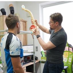 Florian Wisse - Orthopädieschuhtechnik Wisse / Sportversorgungen, Videoanalysen, Biomechanik - Kösching