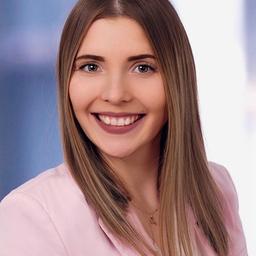 Anastasia Anisimova's profile picture