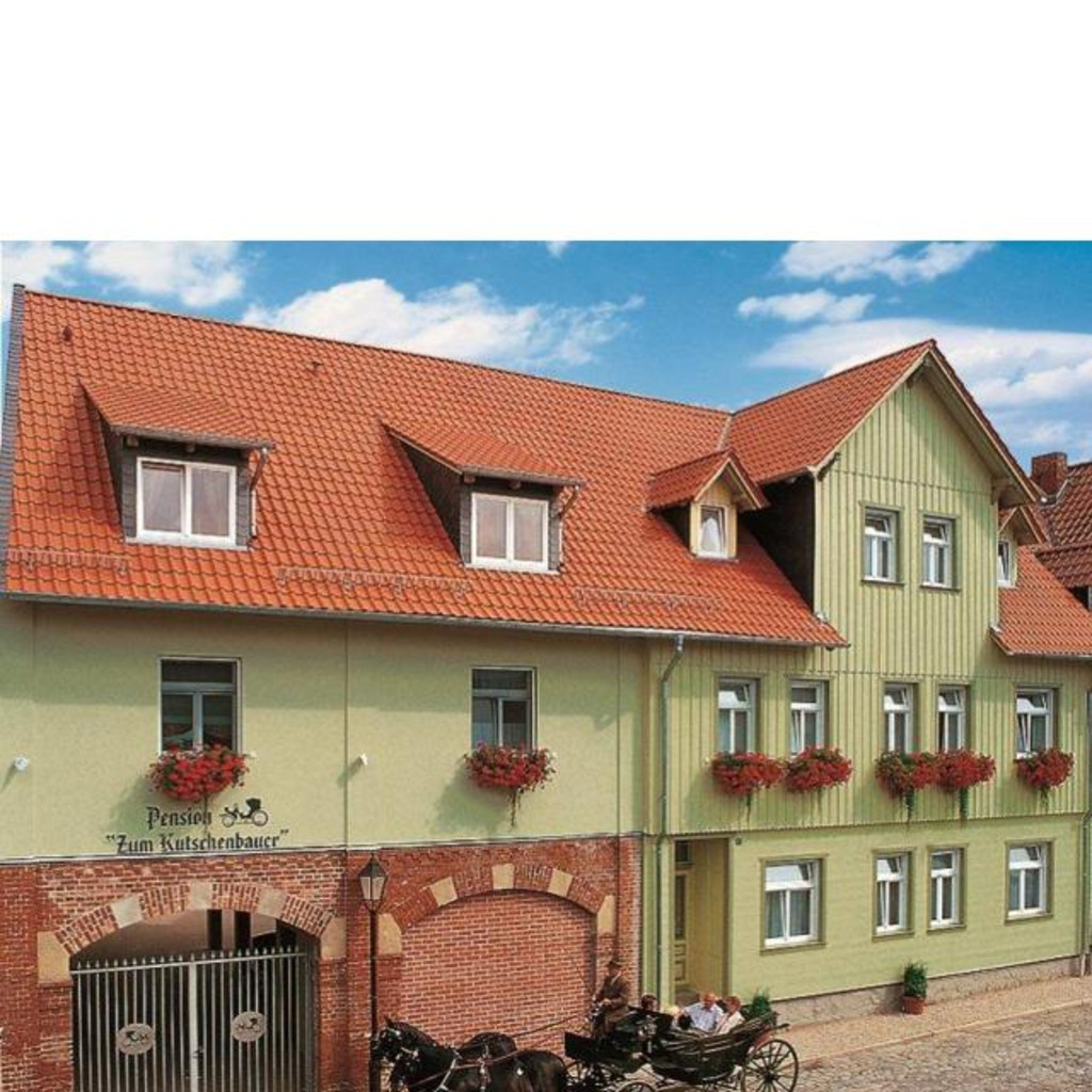 Jens tscheuschner inhaber hotel garni pension alter for Pension wernigerode