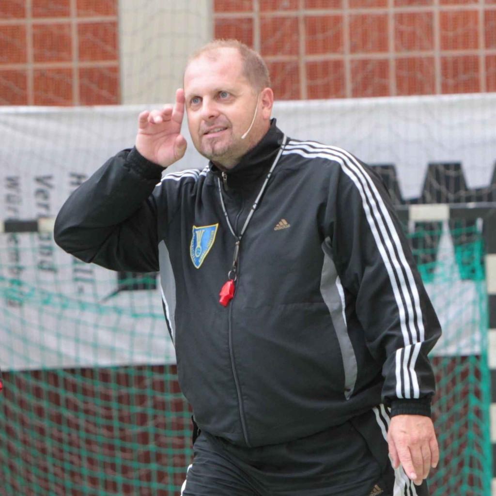Klaus Feldmann Handball