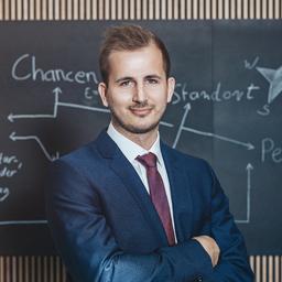 Julian Seger - Forschungscenter Betriebliche Immobilienwirtschaft - Darmstadt