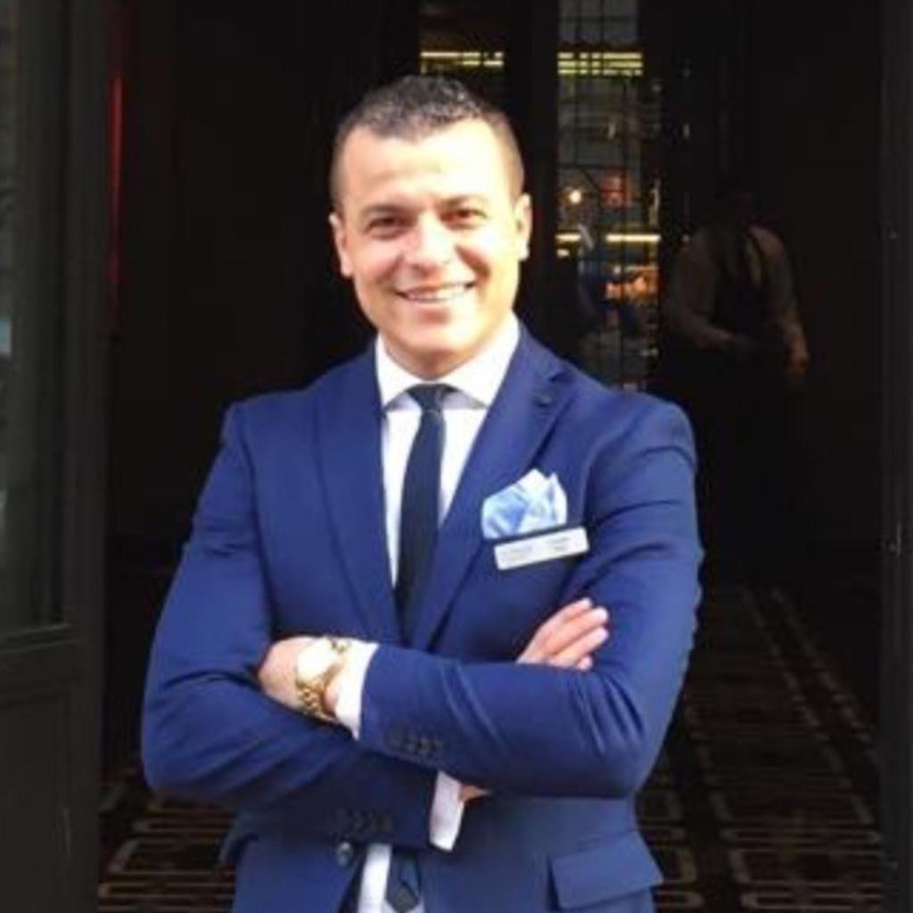 khaled mejri restaurant manager hotel titanic deluxe xing. Black Bedroom Furniture Sets. Home Design Ideas