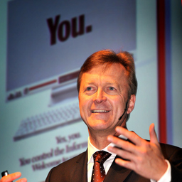 Prof. Dr Ewald Wessling - Strategien im digitalen Umbruch - Hamburg