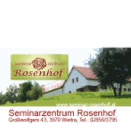 Rosemarie Eberl - Seminarzentrum Rosenhof - Weitra, Wien, Perchtoldsdorf bei Wien)