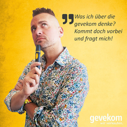 Peter Neubauer - gevekom GmbH - Dresden